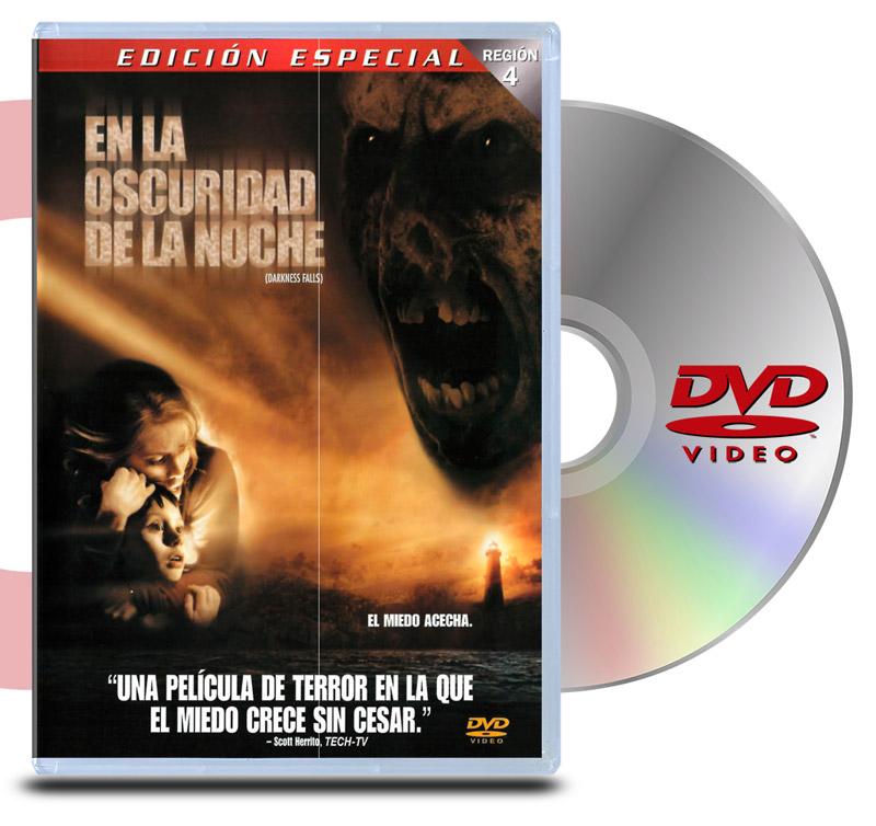 DVD En la Oscuridad de la Noche