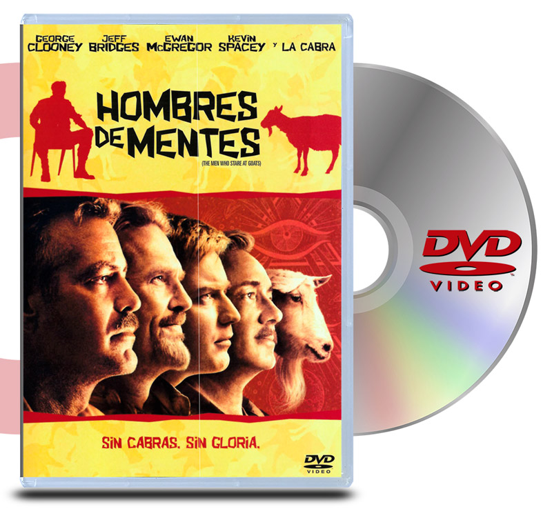 DVD Hombres de Mentes