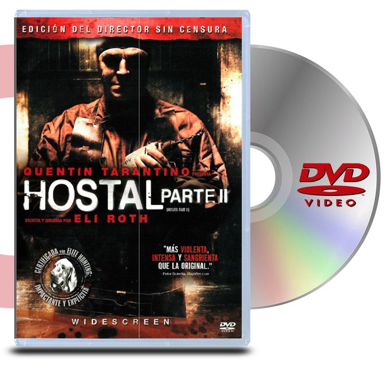 DVD Hostal 2