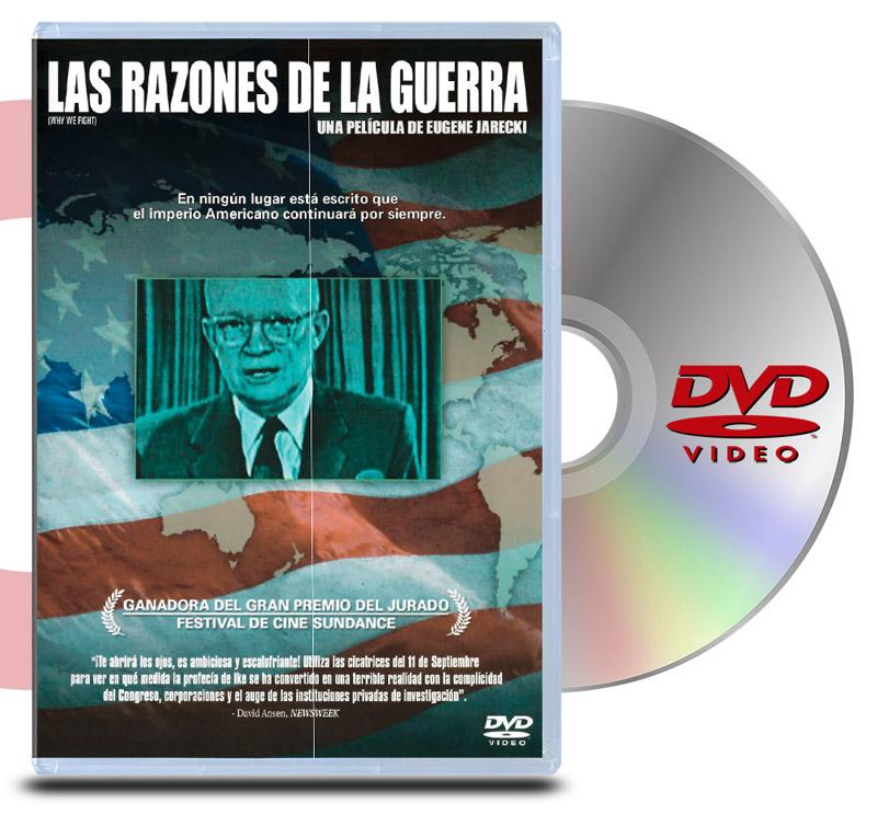 DVD Las Razones de la Guerra