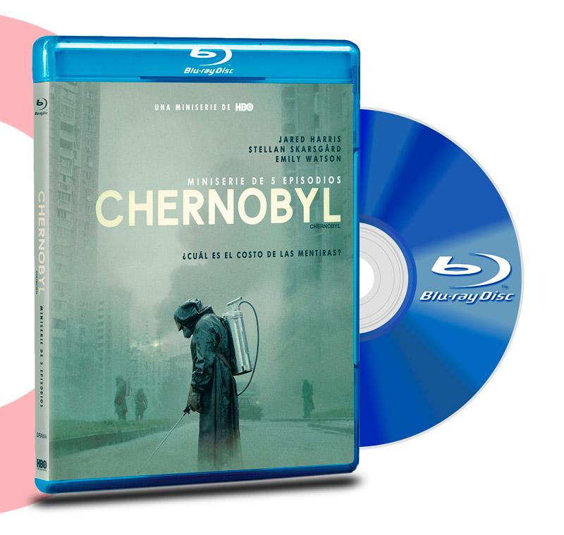 BLU RAY PACK CHERNOBYL