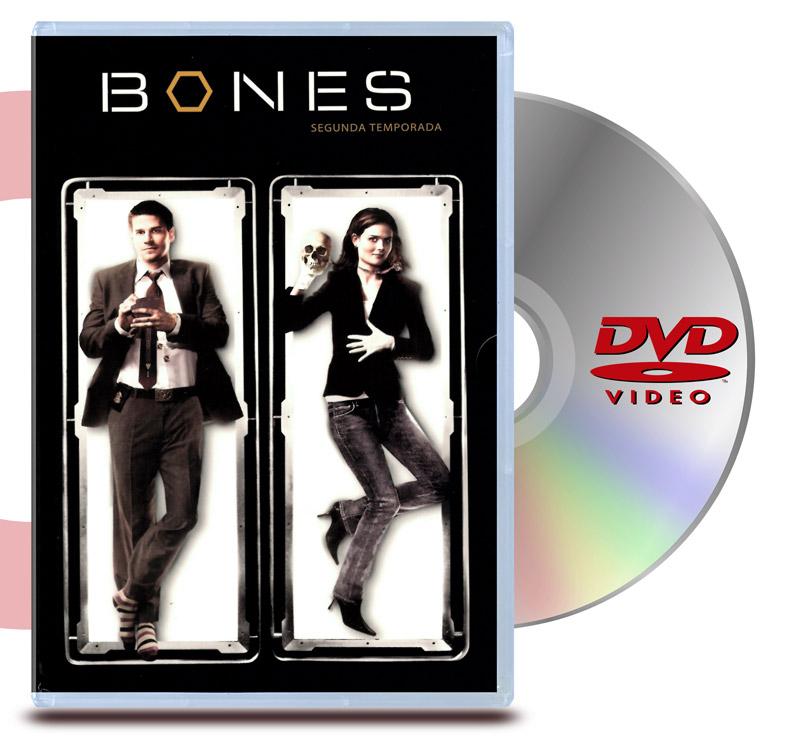 DVD BONES TEMP 2