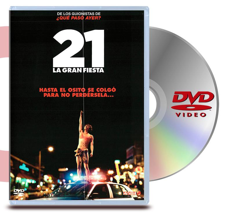DVD 21 La Gran Fiesta