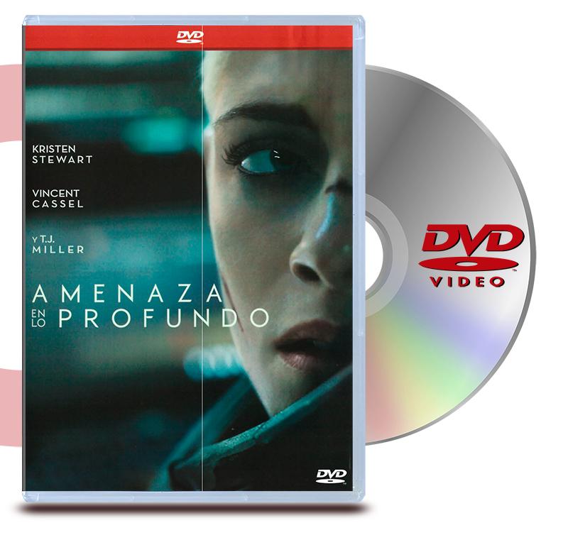 DVD Amenaza En Lo Profundo