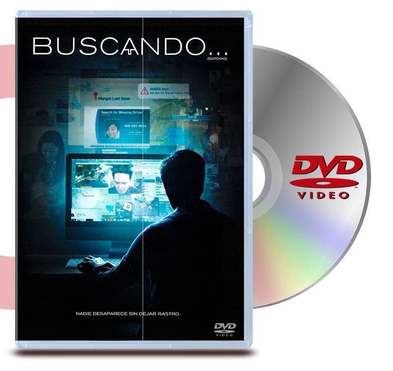 DVD Buscando Justicia