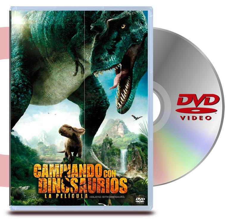 DVD Caminando Con Dinosaurios