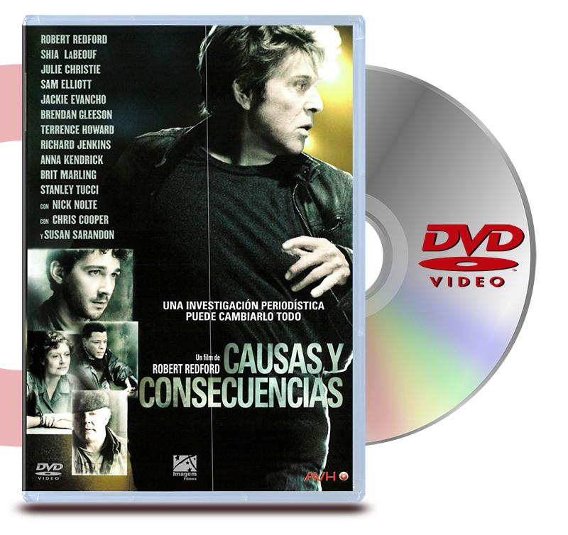 DVD Causas Y Consecuencias
