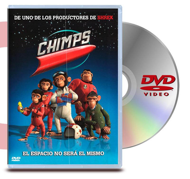 DVD Chimps