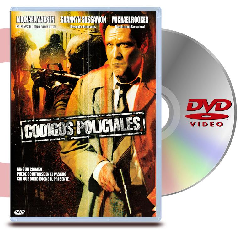 DVD Codigos Policiales
