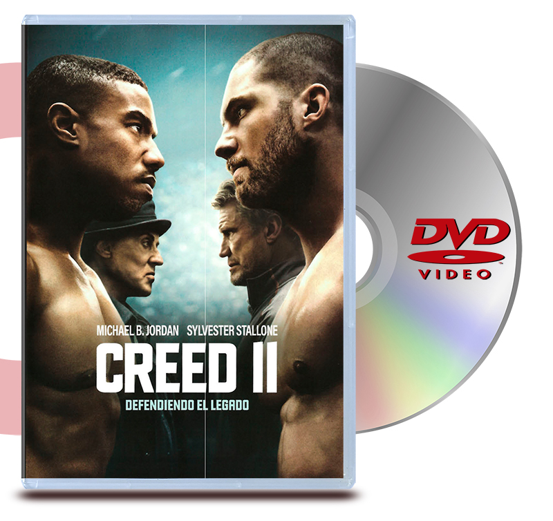 DVD Creed 2