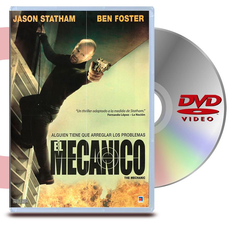 DVD El Mecanico