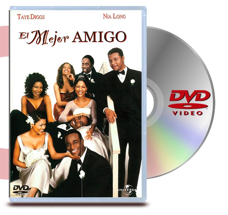DVD El Mejor Amigo