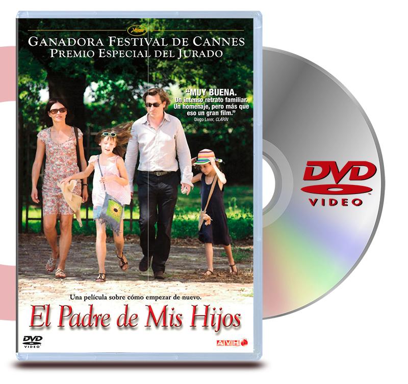 DVD El Padre De Mis Hijos