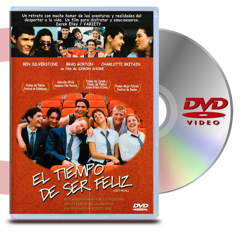 DVD El Tiempo De Ser Feliz