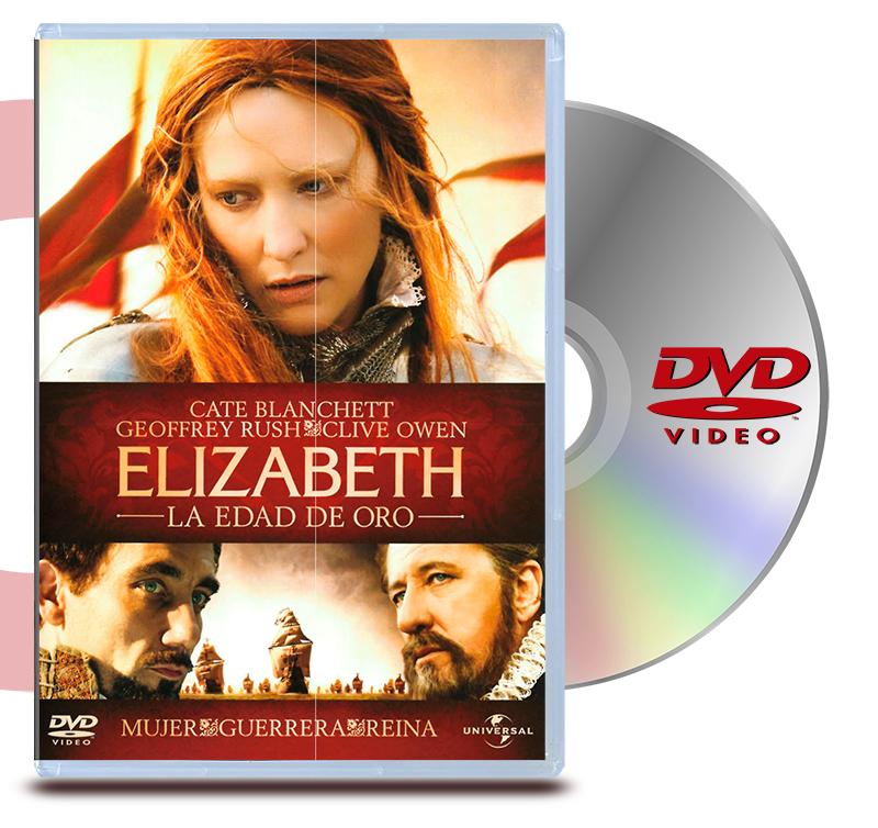 DVD Elizabeth, La Edad De Oro