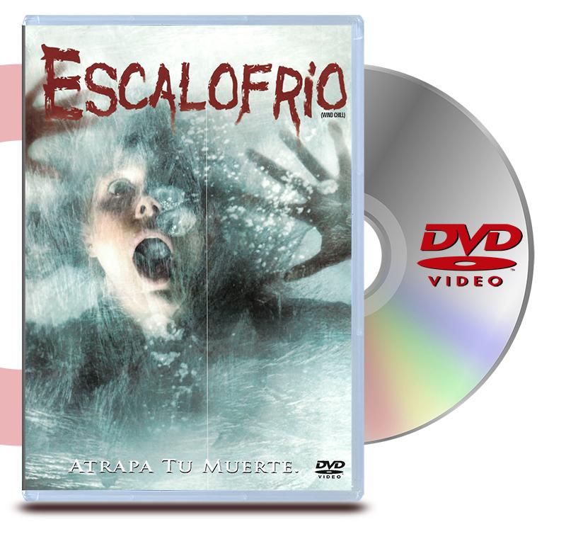 DVD Escalofrio