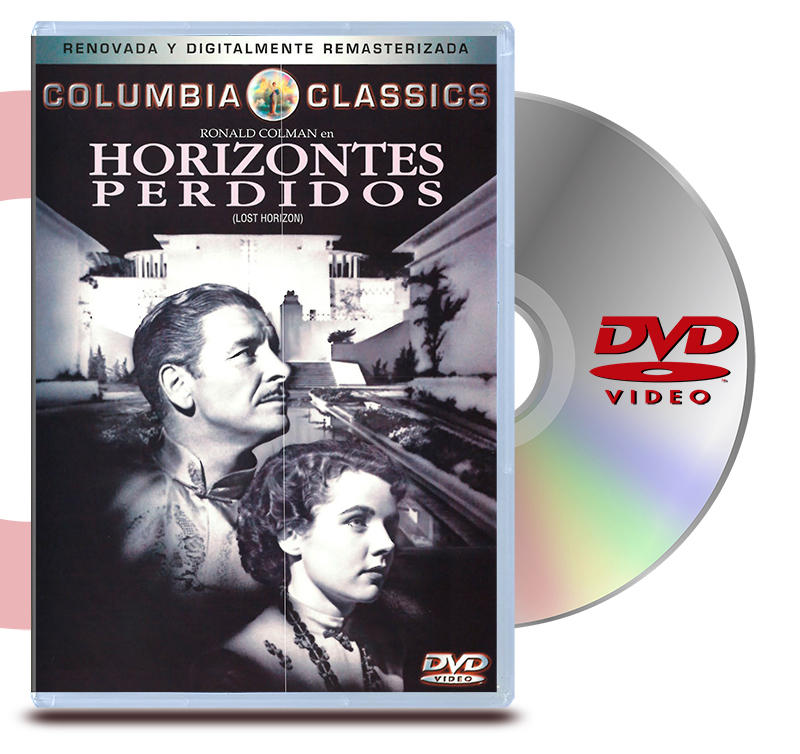 DVD Horizontes Perdidos