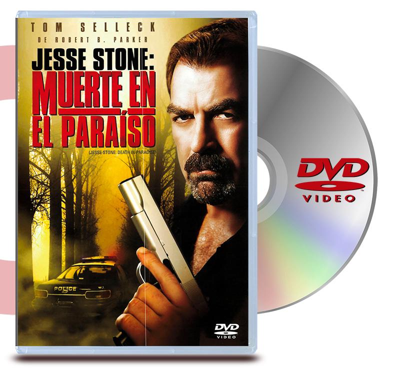 DVD Jesse Stone: Muerte En El Parai