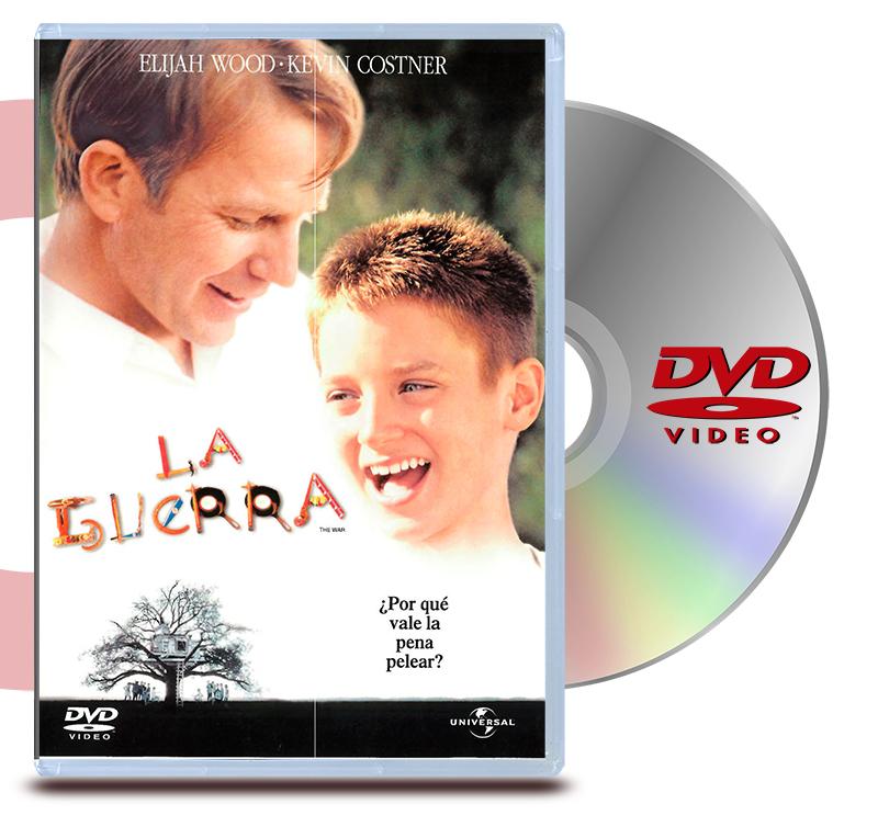 DVD La Guerra