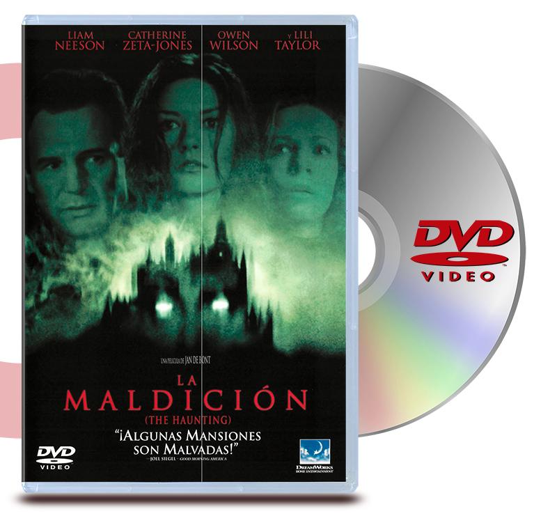 DVD La Maldicion