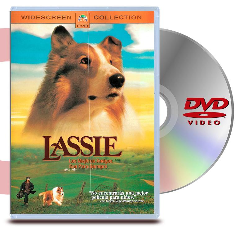 DVD Lassie