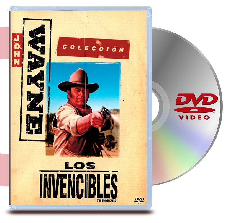 DVD Los Invencibles
