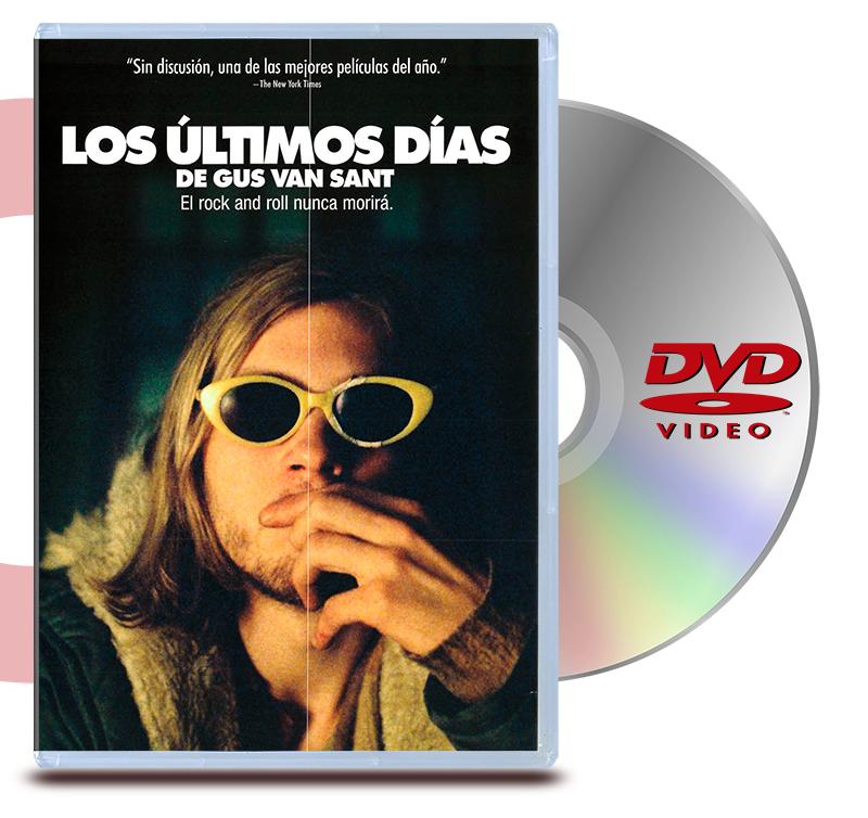 DVD Los Ultimos Dias