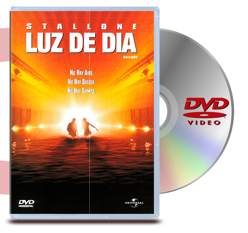 DVD Luz De Dia