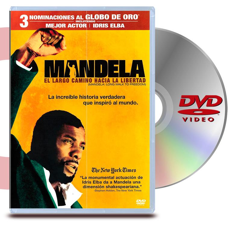 DVD Mandela