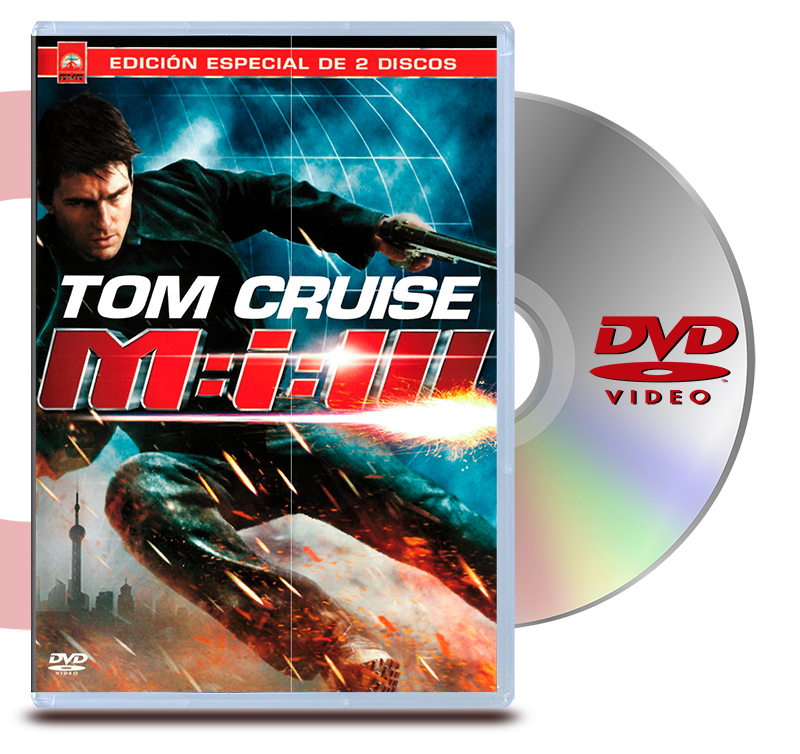 DVD Mision Imposible 3 (2 Discos)