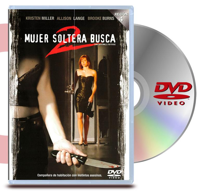 DVD Mujer Soltera Busca