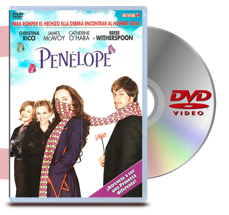 DVD Penelope