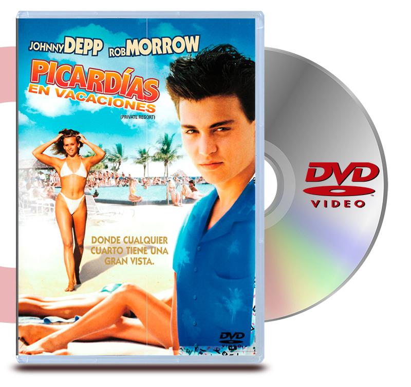 DVD Picardias En Vacaciones