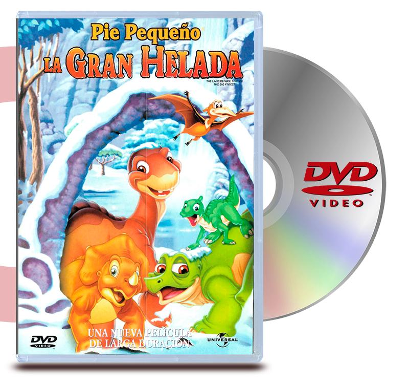 DVD Pie Pequeño 8 La Gran Helada