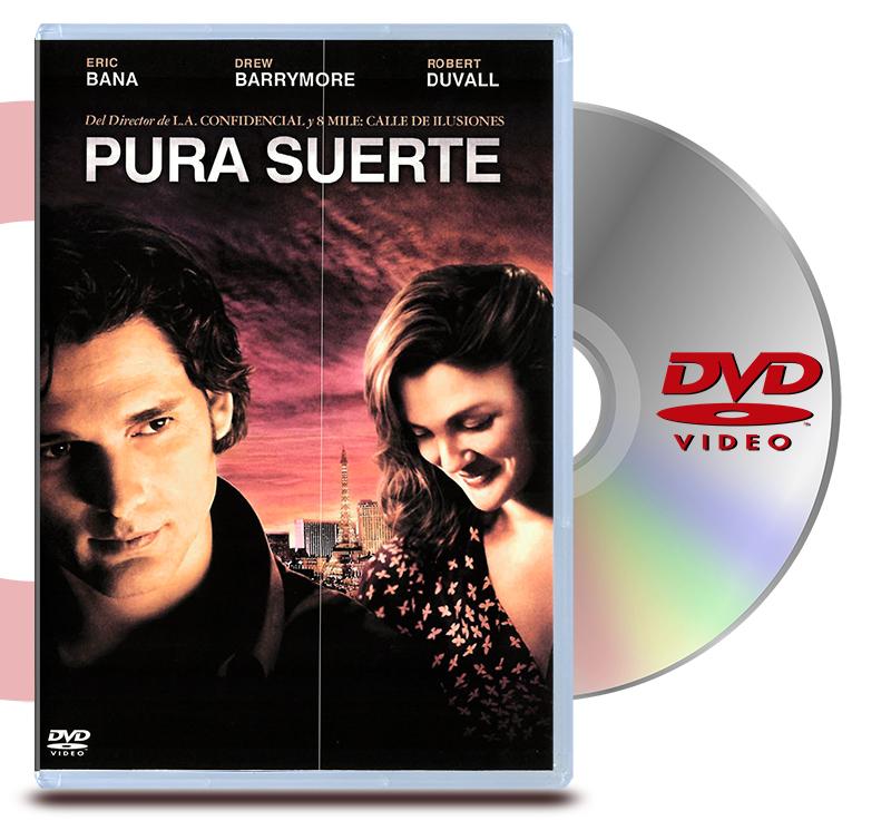DVD Pura Suerte