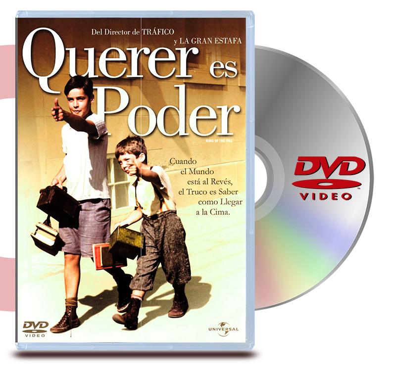DVD Querer Es Poder