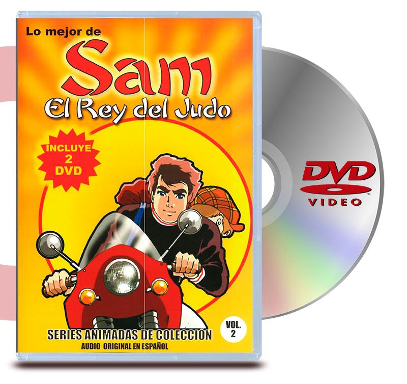 DVD Sam El Rey Del Judo