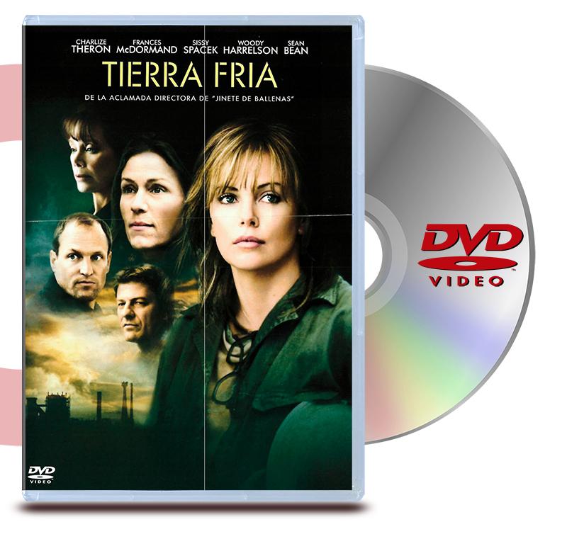 DVD Tierra Fria