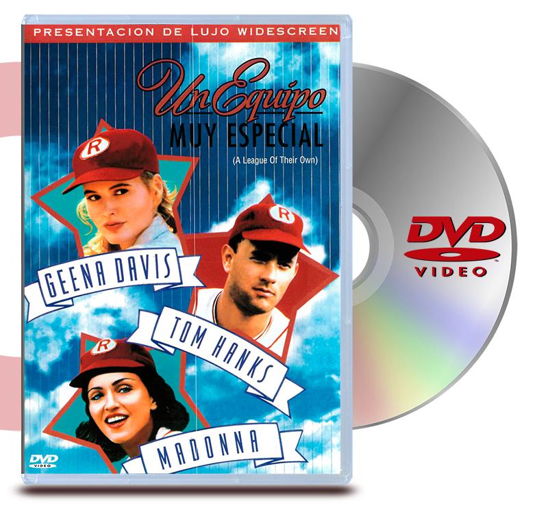 DVD Un Equipo Muy Especial