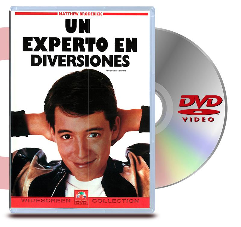 DVD Un Experto En Diversiones
