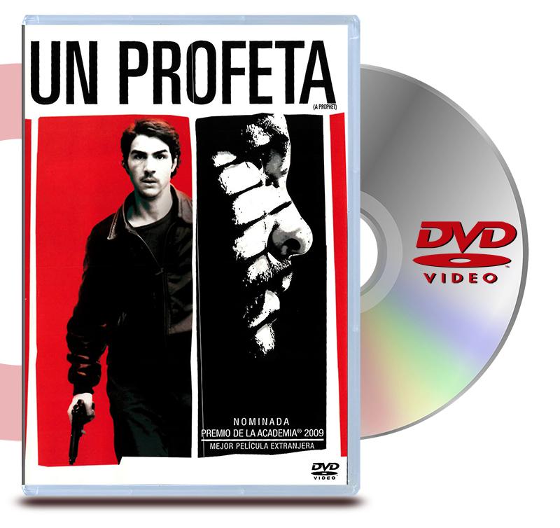 DVD Un Profeta