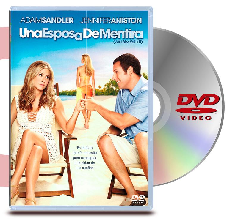 DVD Una Esposa De Mentiras