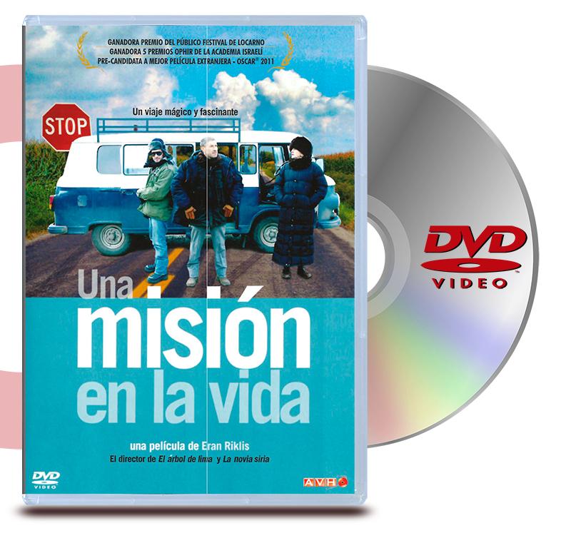 DVD Una Mision En La Vida