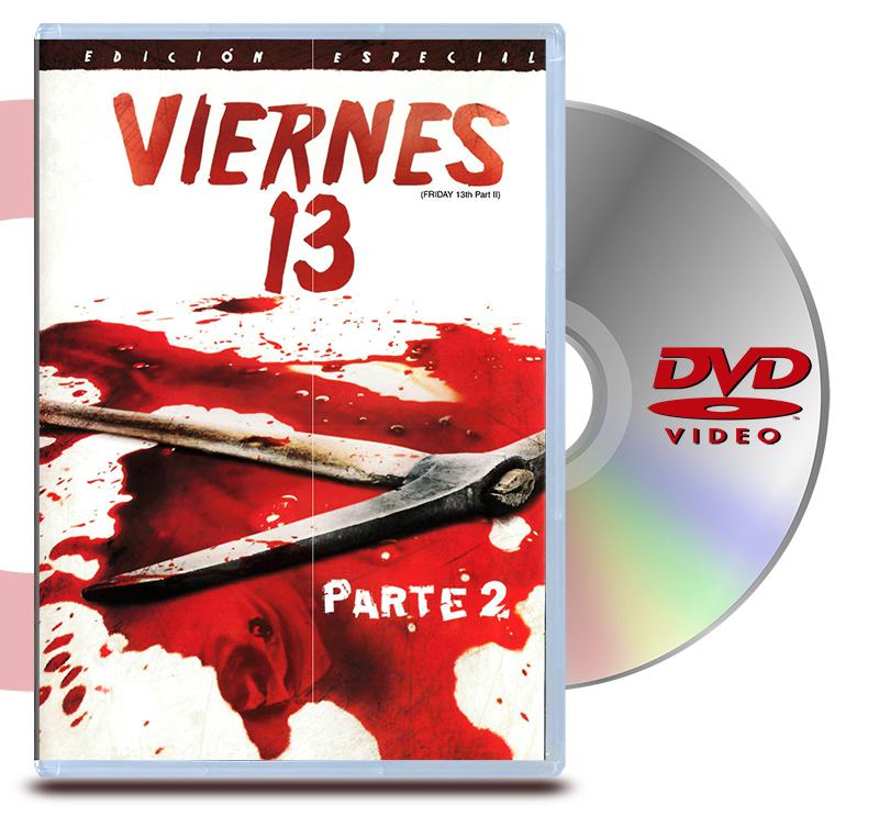 DVD Viernes 13, Parte 2