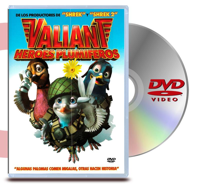 DVD Valiant