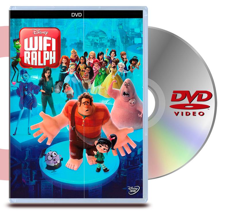 DVD Wifi Ralph