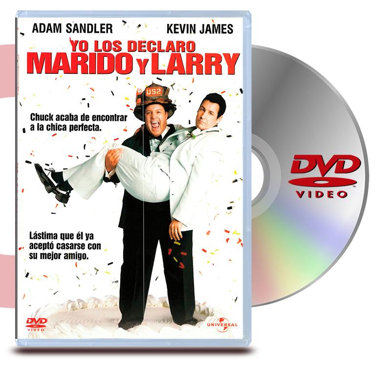 DVD Yo Los Declaro Marido Y Larry