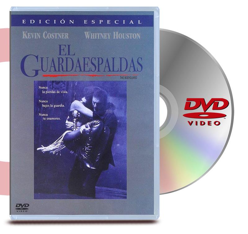 DVD El Guardaespaldas