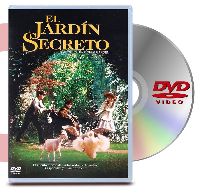 DVD El Jardin Secreto
