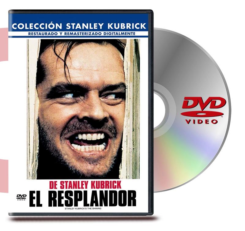 DVD El Resplandor De Stephen King
